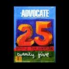 Advocate (n° anniversaire 25 ans, 1992) - image/jpeg