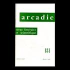 Arcadie n° 181 (1969.01) - image/jpeg