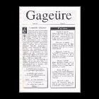 Gageüre (1991.02, n° 23) - image/jpeg