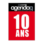 Agenda Q 10 ans (n° 120, novembre 2014) - image/jpeg