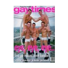 Gay Times (n° 277, octobre 2001) - image/jpeg